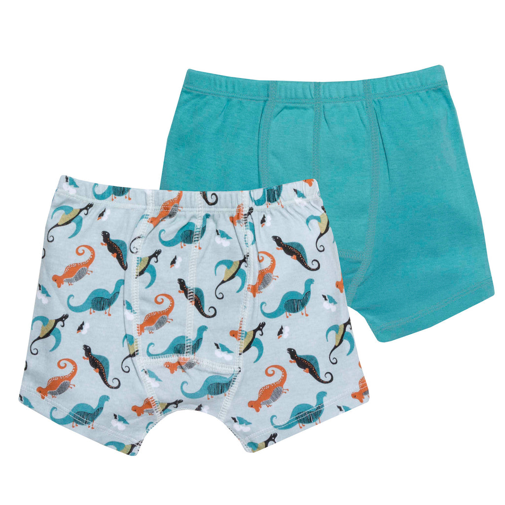 GroVia Unders Underwear- Dinos (2-pack)