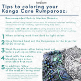 Kanga Care Coloring Book - 4 pack of Rumparooz One Size Cloth Diapers
