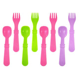 Re-Play Utensils- Packaged 8 Pack