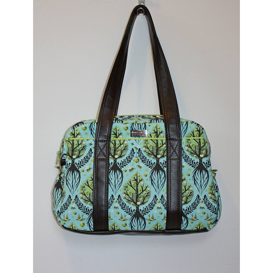 Virginia Girl Design Tree Of Life Diaper Bag