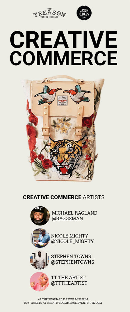 Event - Creative Commerce at The Reginald F. Lewis Museum