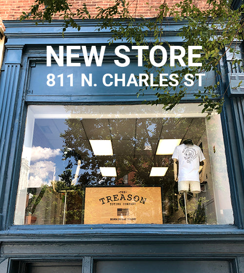 New Store is Open - 811 N. Charles St (Mount Vernon - Baltimore)