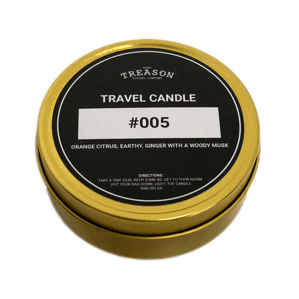 Travel Candle - #005
