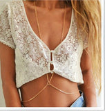 SIMPLE HOT BODYCHAIN