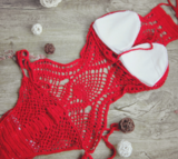 HOT LACE HANDMADE COTTON BIKINI