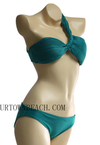 SEXY  DESIGN  TWIST BRACES  BIKINI