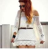 Hot woven cute dress