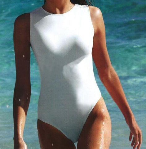 HOT ONE PIECE BACKLESS BIKINI