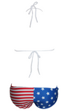 HOT FLAG TWO PIECE BIKINI