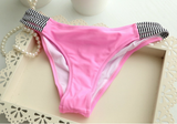 HOT HIGH QUALITY SEXY PLEATED TWO PIECE BIKINIS LOWEST PRICE