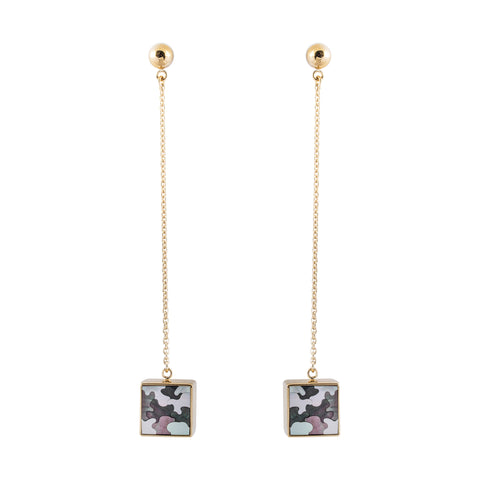 Aurora Drop Earrings