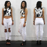 Asilio The Label - MORE TO MIAMI TOP - Tops - M.VE BOUTIQUE - 1