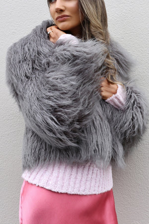 Unreal Fur The Passage of Venus Jacket mve boutique