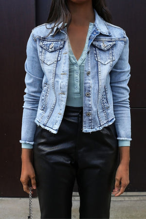 Dame Denim Jacket