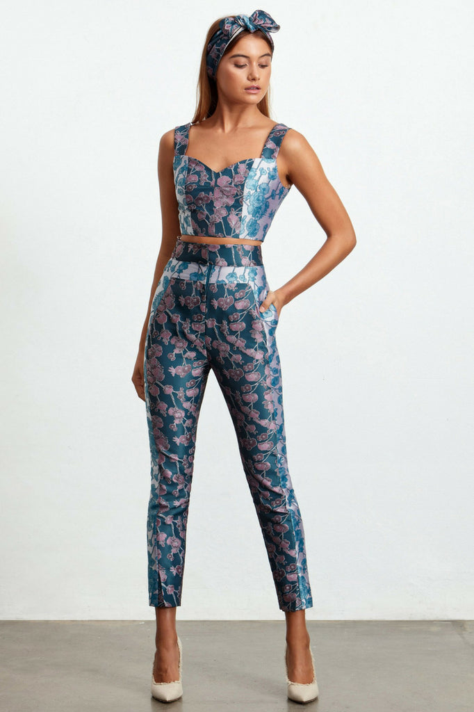 Elliatt Collective Amore Top & Pant Set MVE Boutique