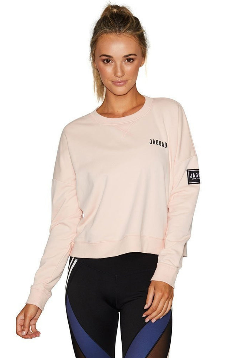 Jaggad Offside Drop Shoulder Sweater