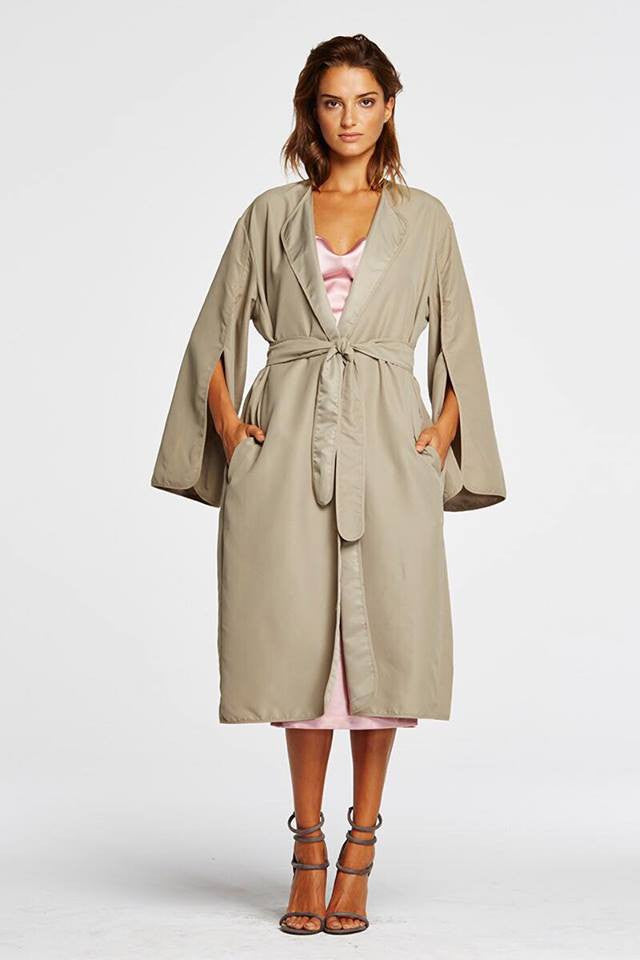 Maurie & Eve - RAINFALL COAT - Coats - M.VE BOUTIQUE - 9