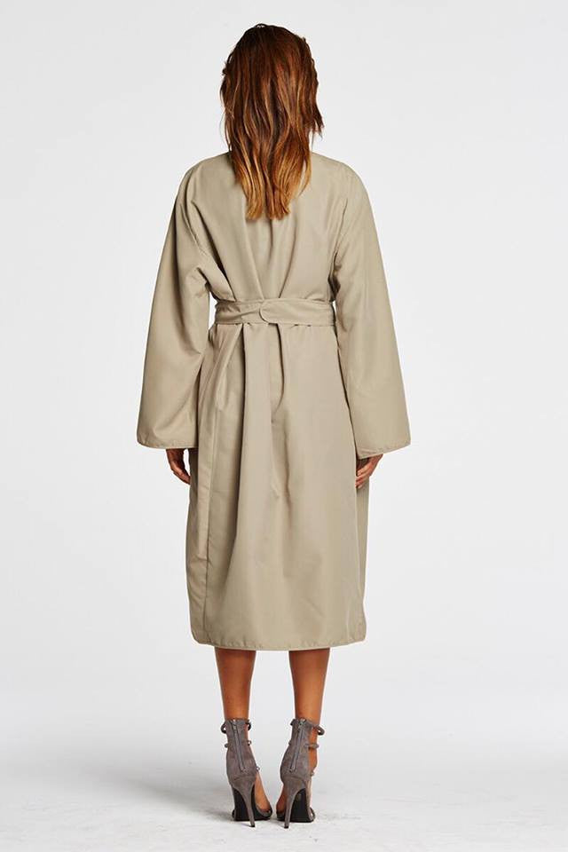 Maurie & Eve - RAINFALL COAT - Coats - M.VE BOUTIQUE - 7