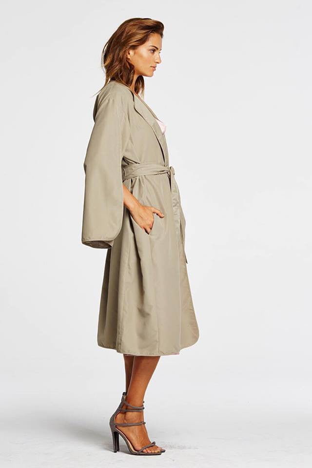 Maurie & Eve - RAINFALL COAT - Coats - M.VE BOUTIQUE - 10
