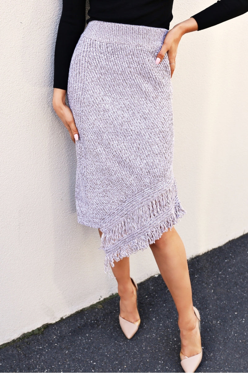 Elliatt Collective Spell Knit Skirt