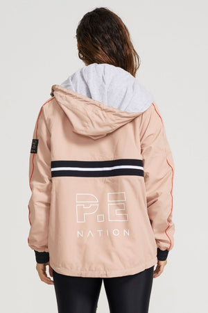 Reversible Man Down Jacket by P.E Nation