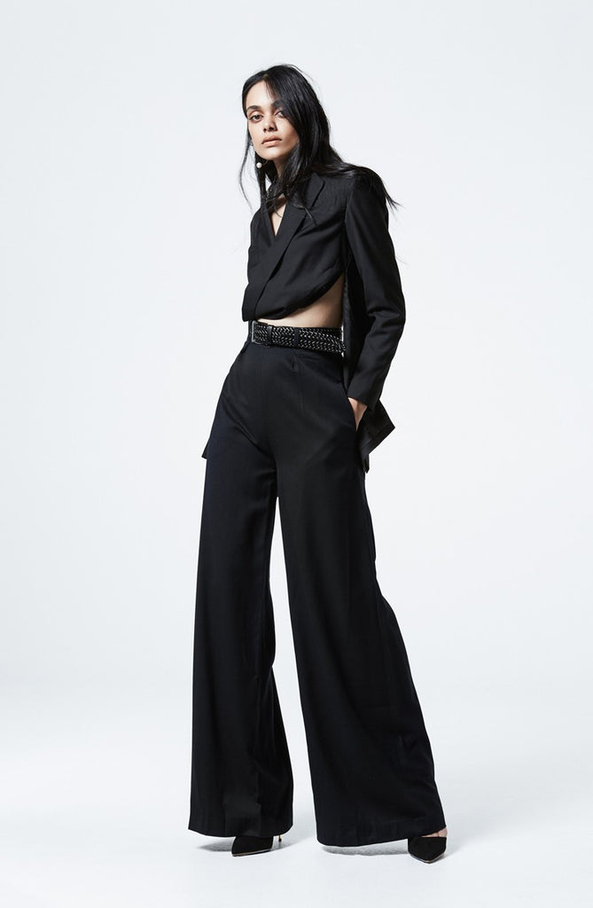 When In Rome flare pants