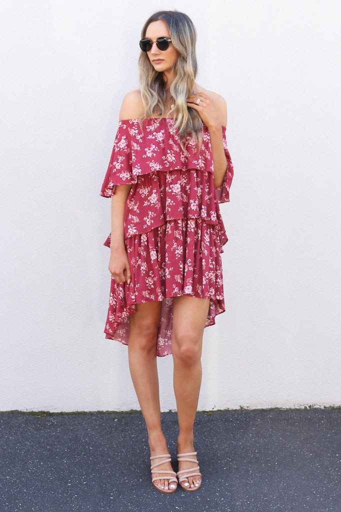 Lost In Lunar Santana Dress