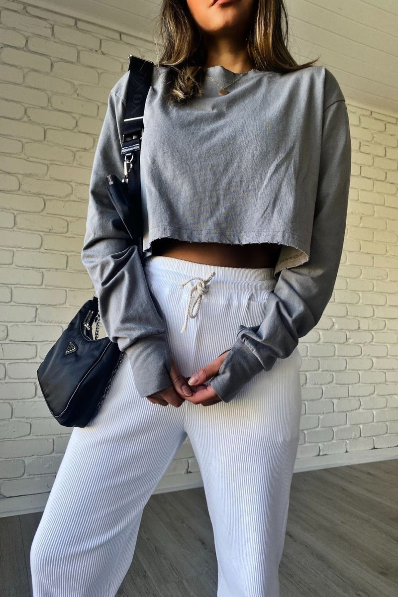 Long Sleeve BF Top