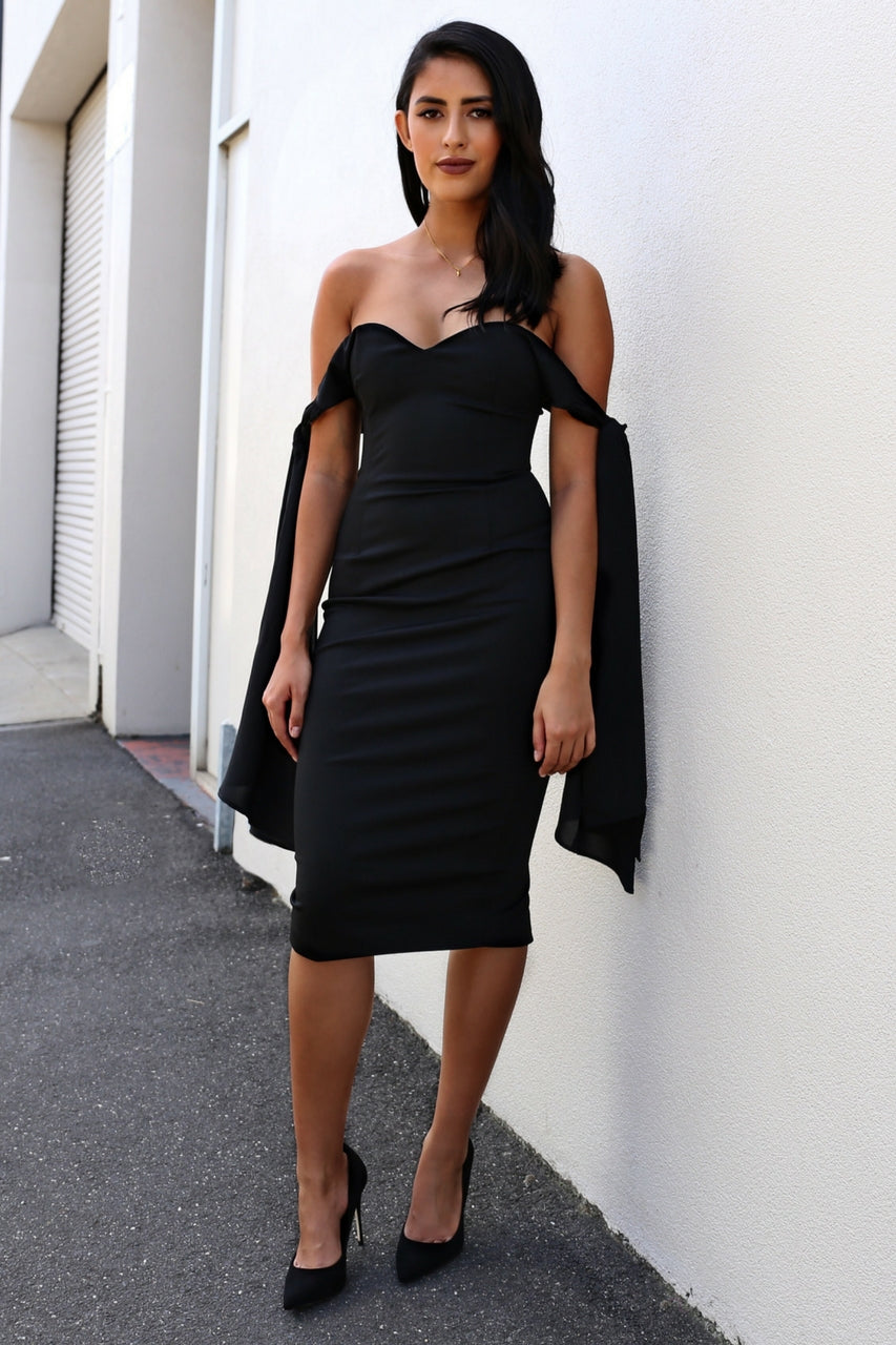 santina nicole Spencer Tie Up dress mve boutique