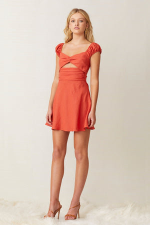 Bec & Bridge Lexi Mini Dress