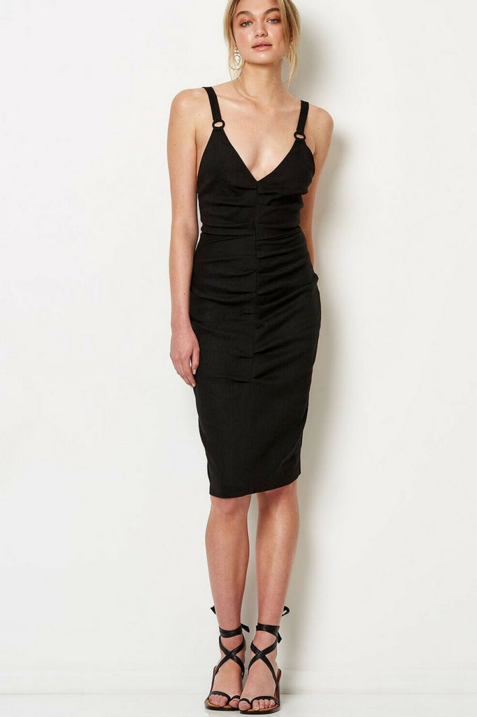 Bec & Bridge South Beach Midi Dress MVE Boutique