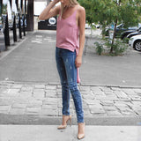 One Teaspoon - SCALLYWAGS PURE BLUE - Jeans - M.VE BOUTIQUE - 2