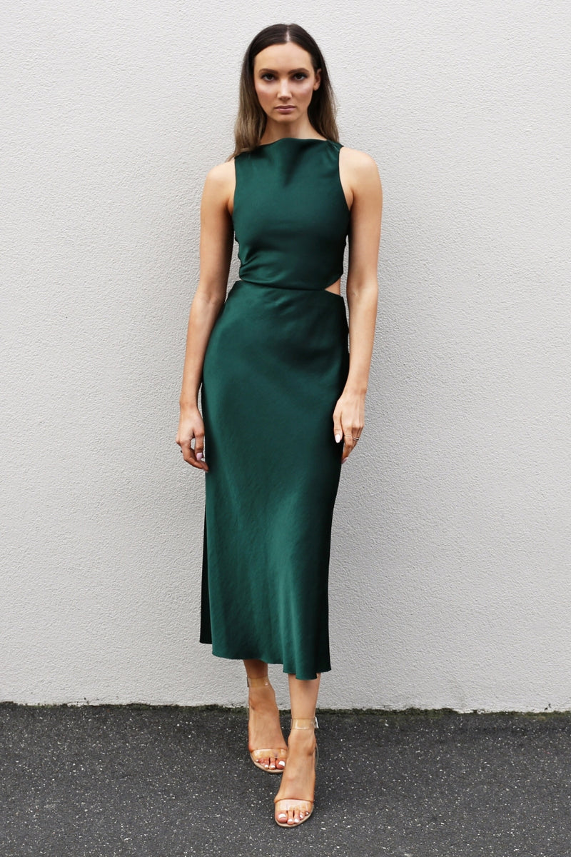 Bec & Bridge Gabrielle Midi Dress
