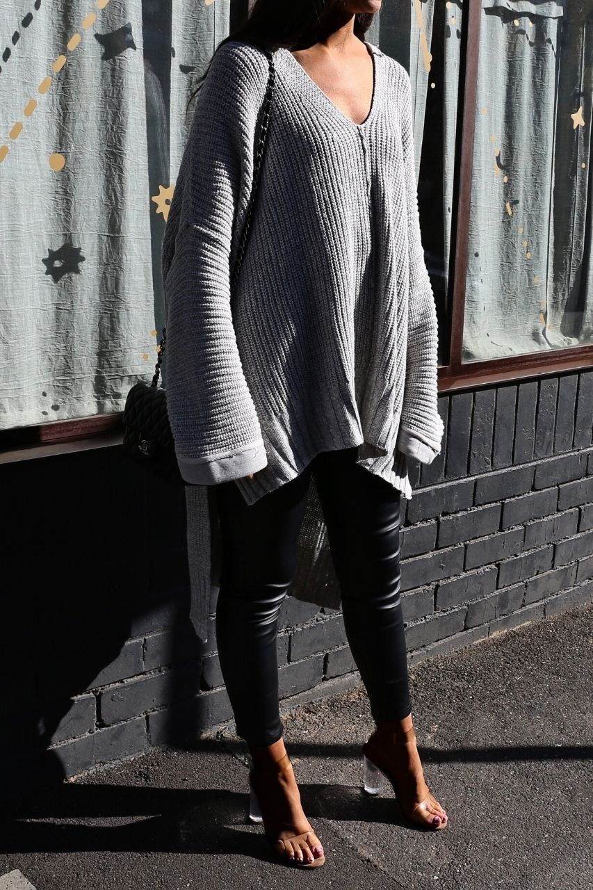 Layla Oversized knit