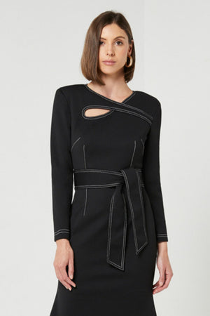 Elliatt Collective Chiara Long Sleeve Dress