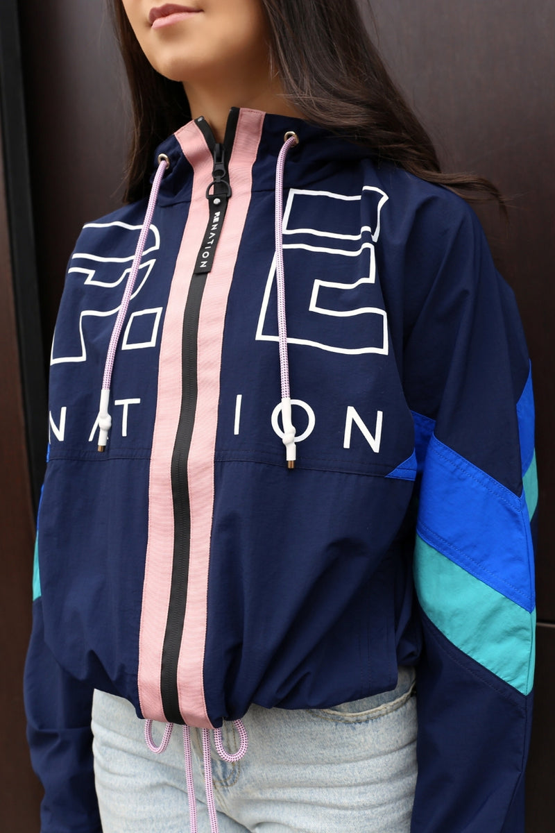 P.E Nation Electric Eye Jacket