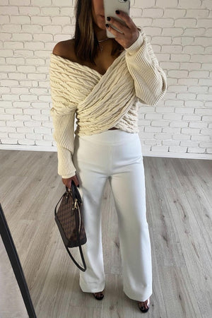 Bella Knit- cream