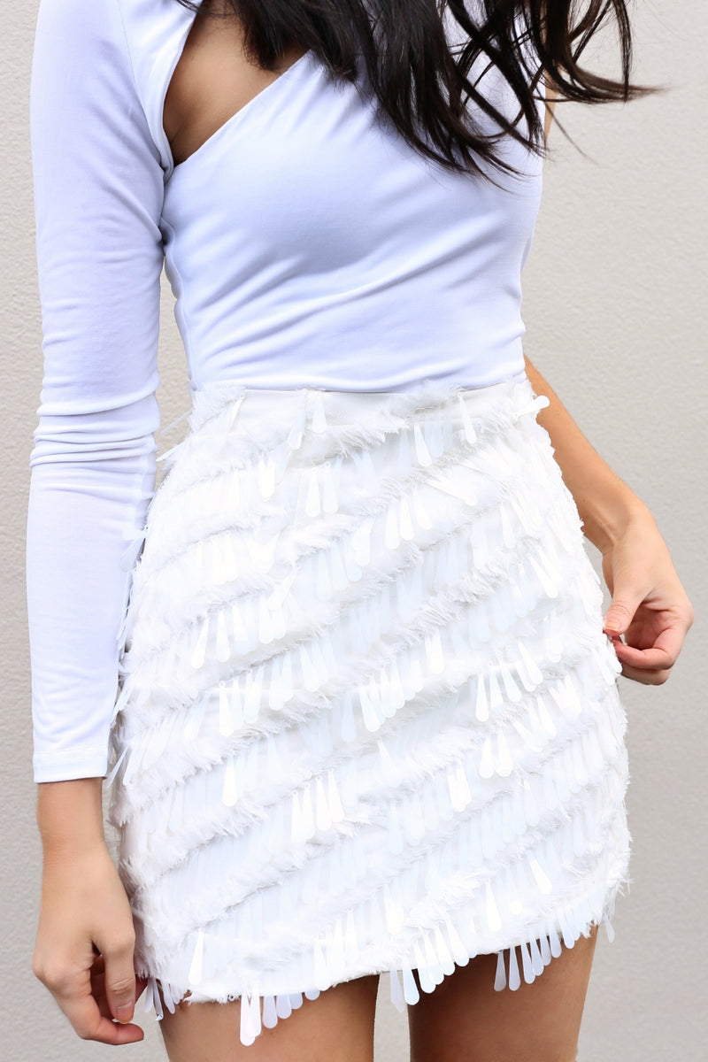 Elliatt Collective Proposal Skirt