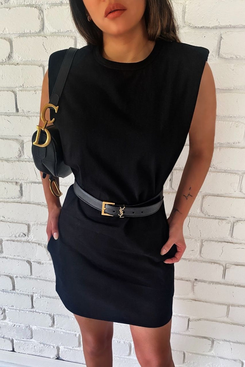 Mark Dress - Noir
