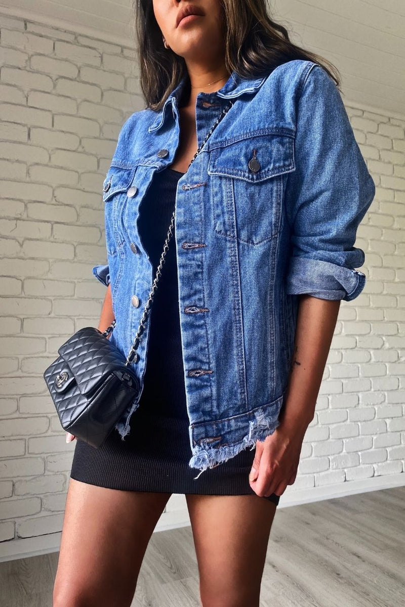 Colin Denim Jacket