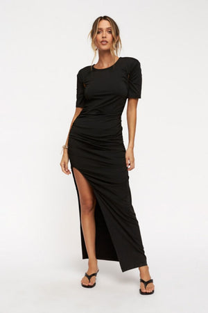 Hips Don't Lie Maxi Dress