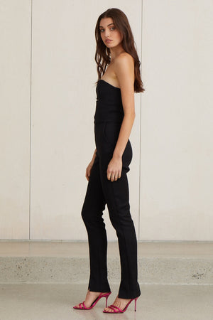 Bec & Bridge Madame Noir Jumpsuit