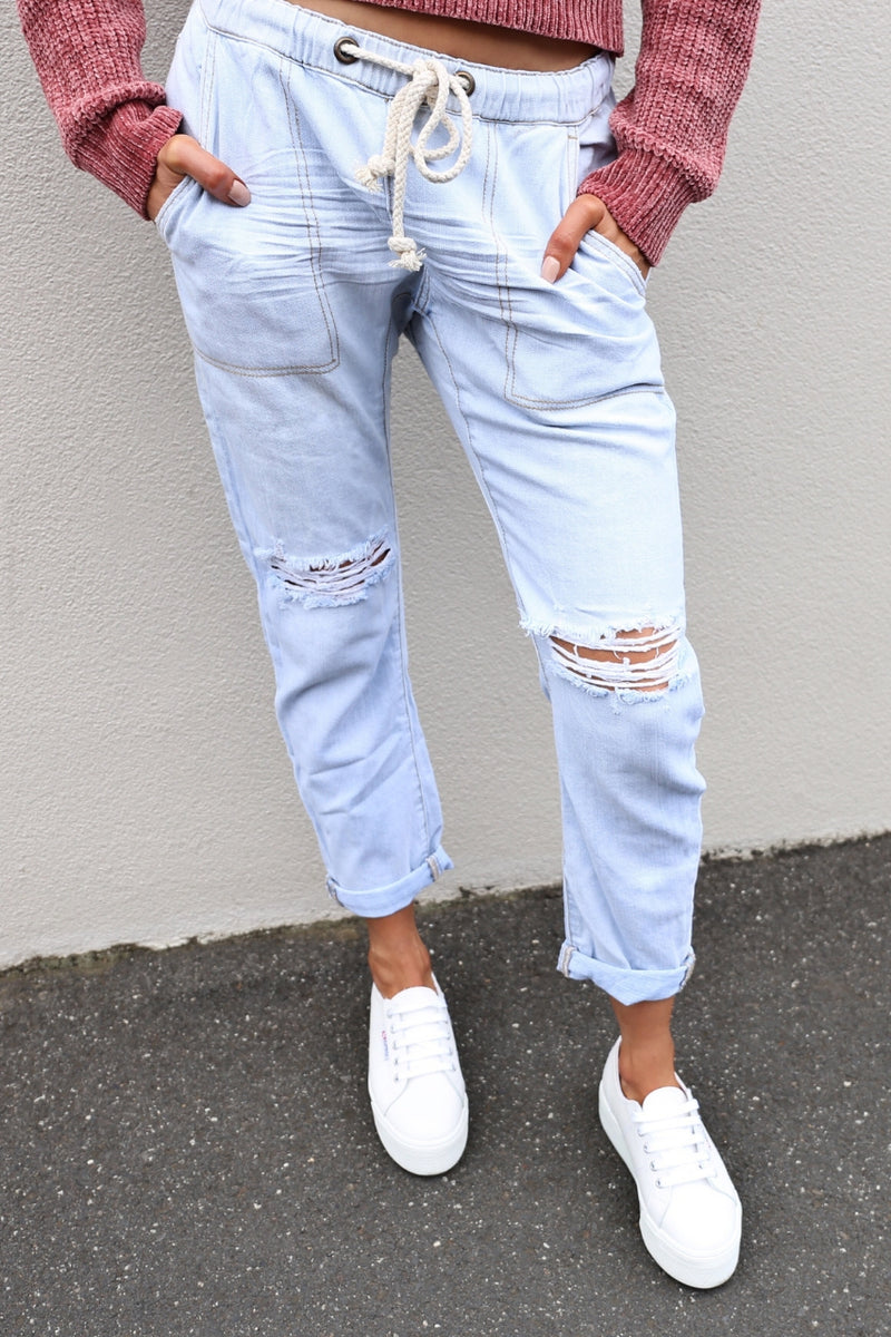 One Teaspoon Shabbies Boyfriend Jean - Brando mve boutique