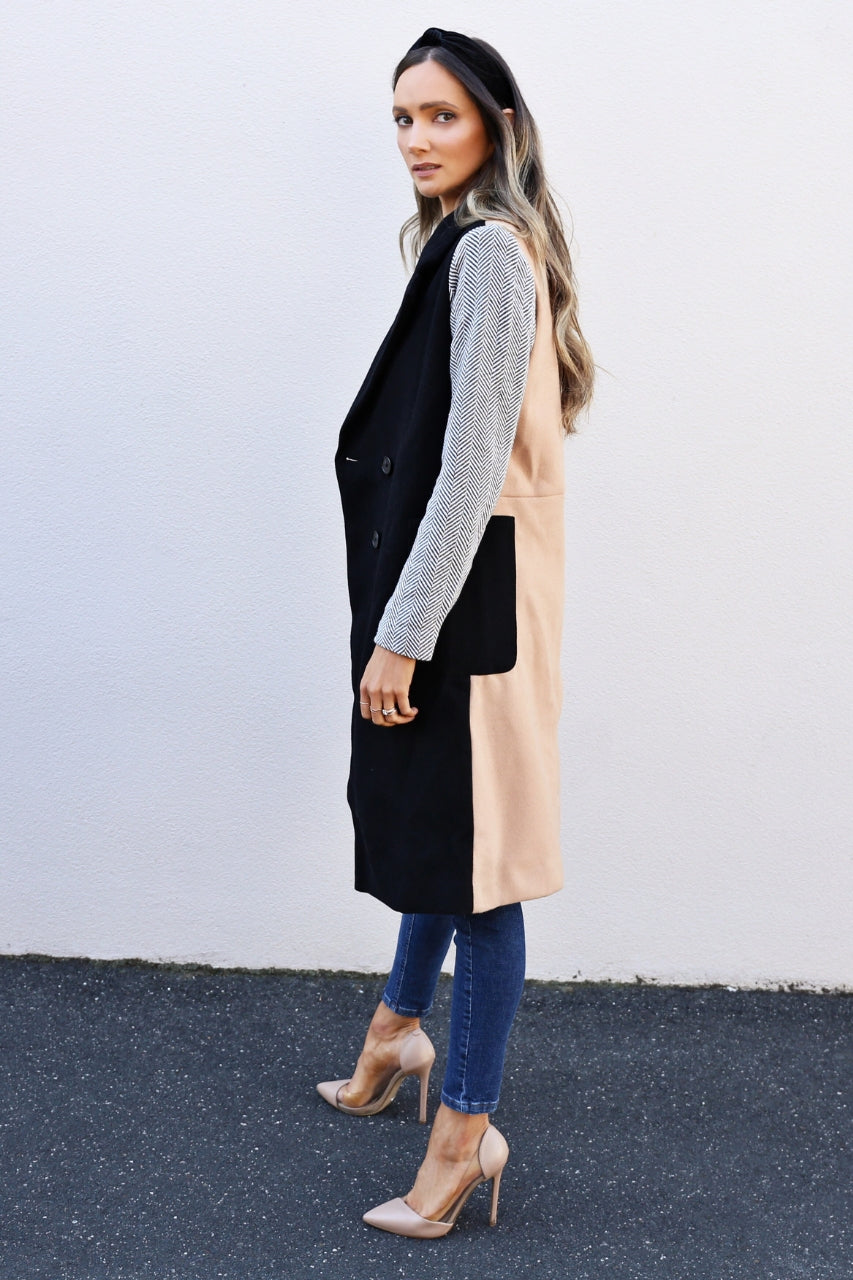 Madison The Label Aspen Coat