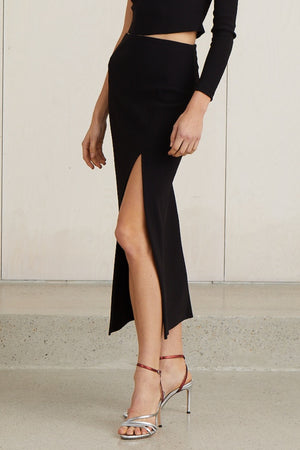 Bec & Bridge Madame Noir Skirt