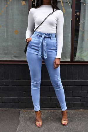Spencer Jeans - light blue