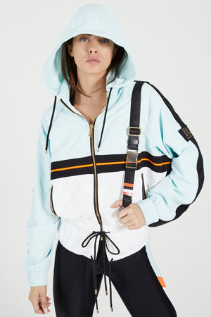 P.E Nation Man Up Jacket in Mint