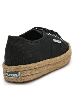 Superga 2730 Cotrope - Black