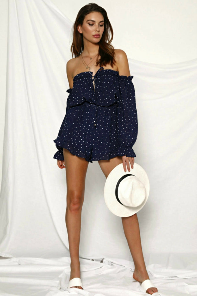 Runaway the label  OUI OUI PLAYSUIT mve boutique