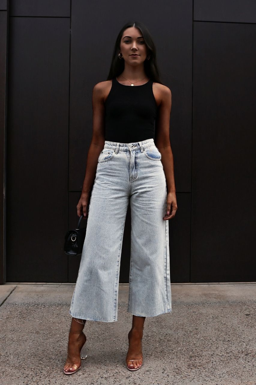 Maryanne crop jeans